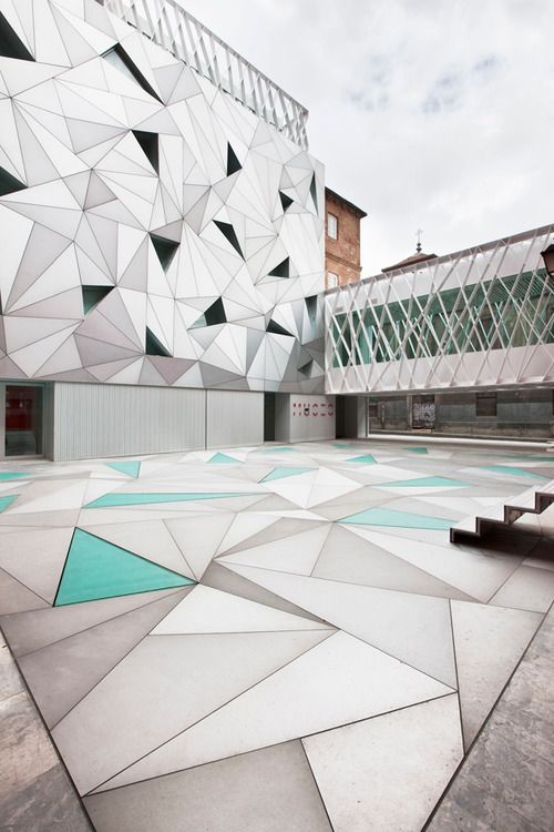 MADRID #Museum #Architecture @GARY YANG Museum