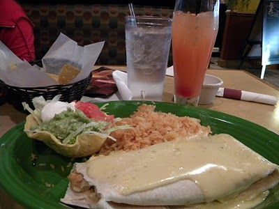 Joe Erica And I Decided To Try A Mexican Restaurant In Cary Nc Bravo S Grill