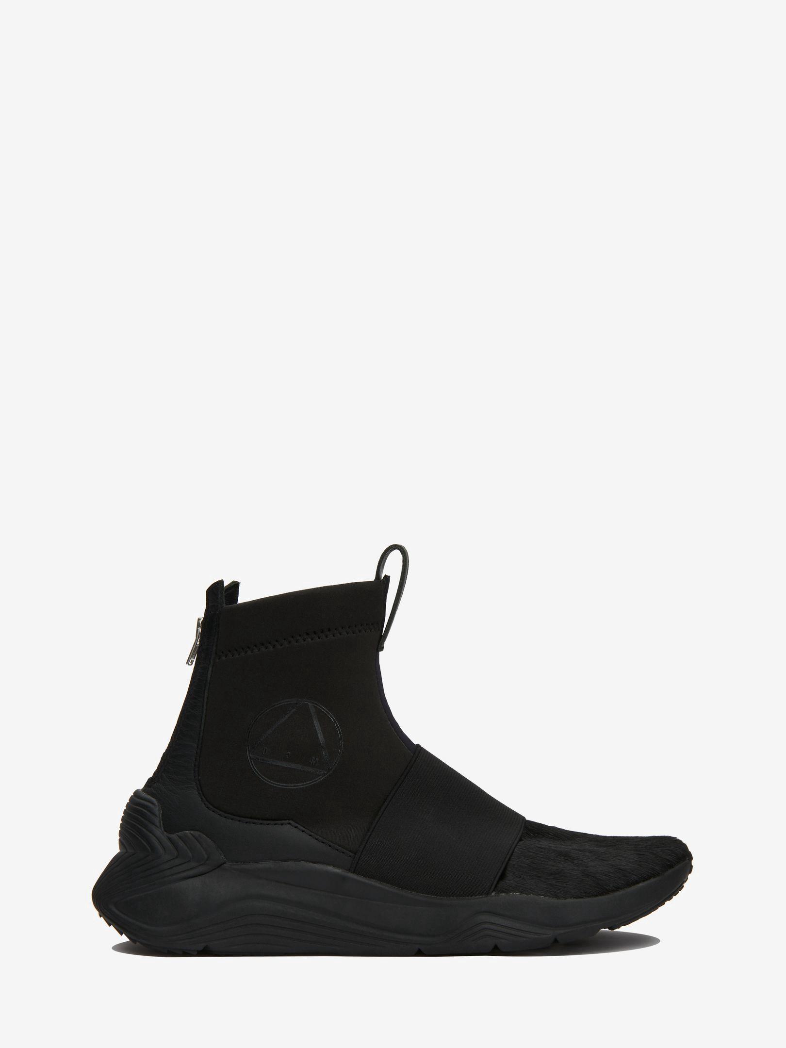 f6bec436a45e95 MCQ BY ALEXANDER MCQUEEN Hikaru High Sock Sneaker.  mcqbyalexandermcqueen   shoes