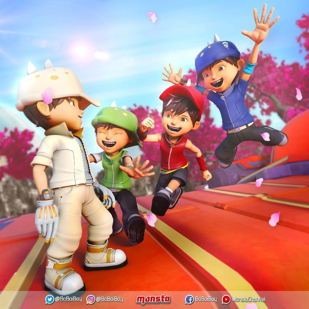 It S Not What You Think Fang X Boboiboy