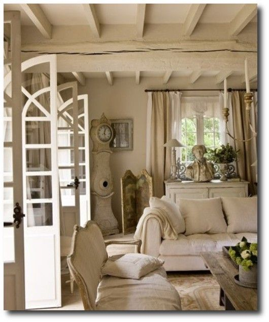french interiors | French Decorating Featured In Campagne Decoration ...