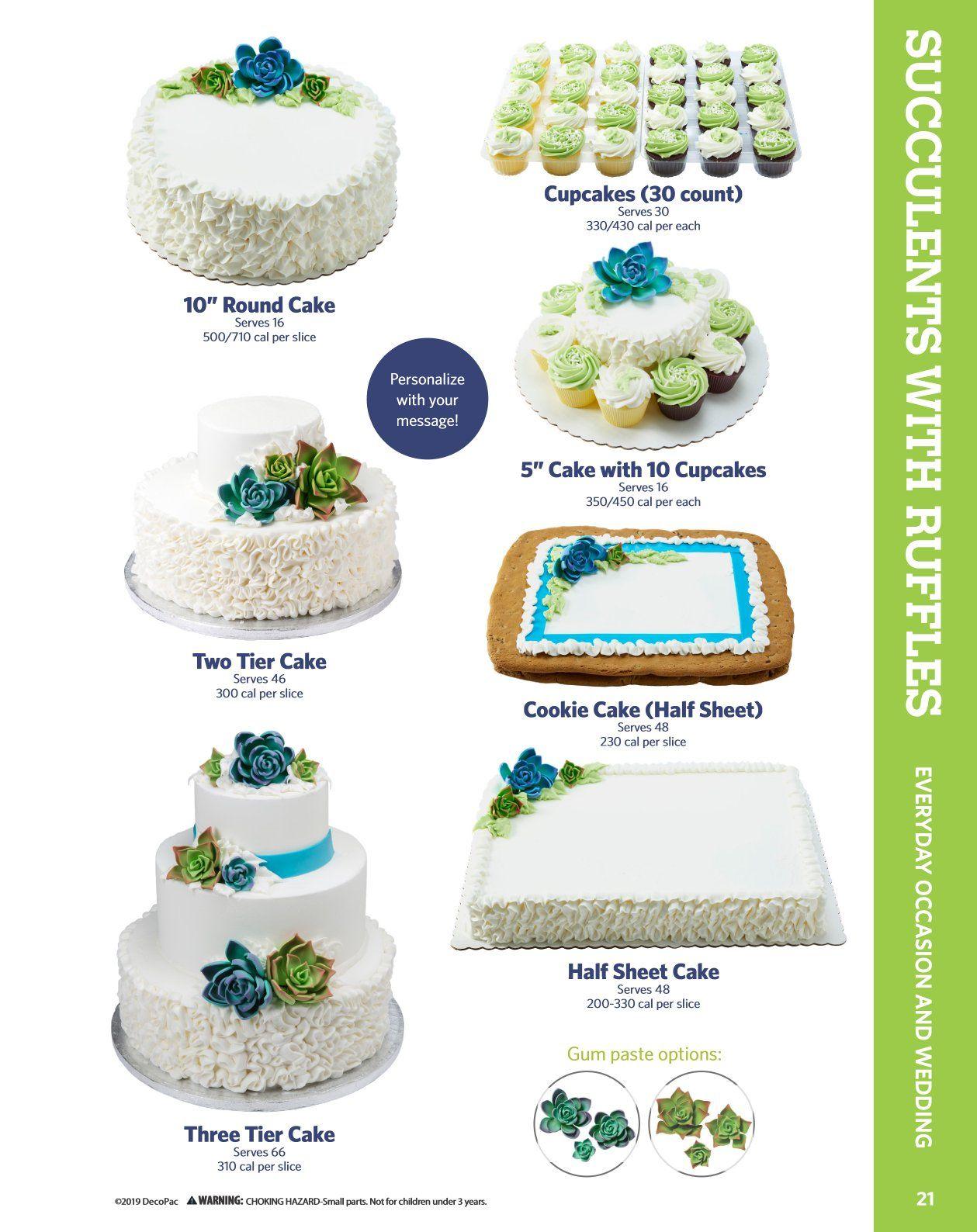 Sam S Club Cake Book 2019 22 Cake Servings Sams Club Cake Cake