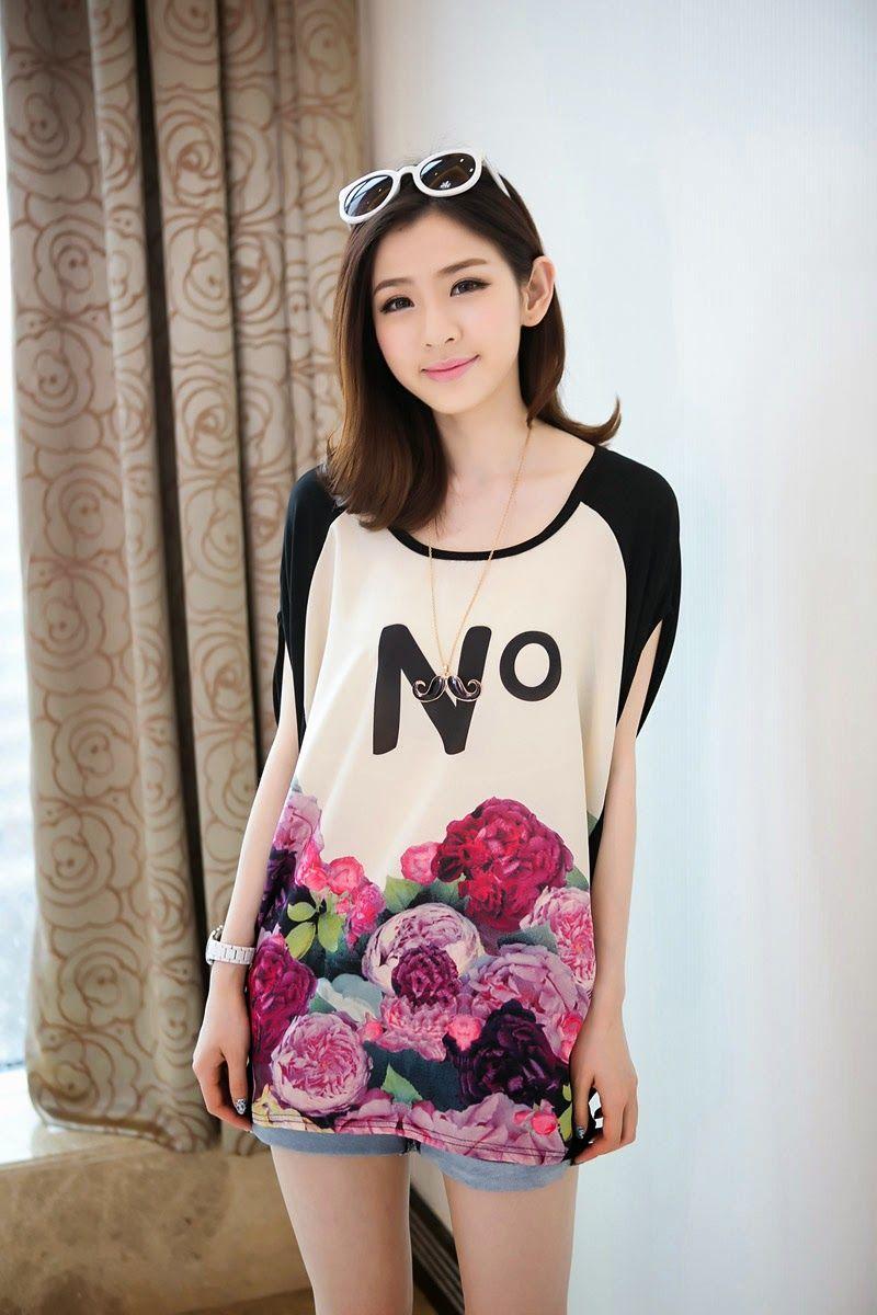 Moda coreana modelos de ropa urbana para chicas en este Modelos de locales de ropa