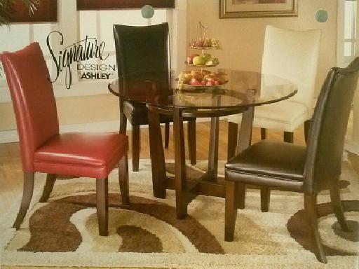 Ashley Furniture D357 Dining Room Set