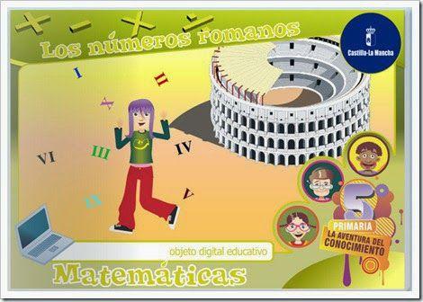 Blog de los nios Nmeros romanos para nios  ROMA  ITALIA