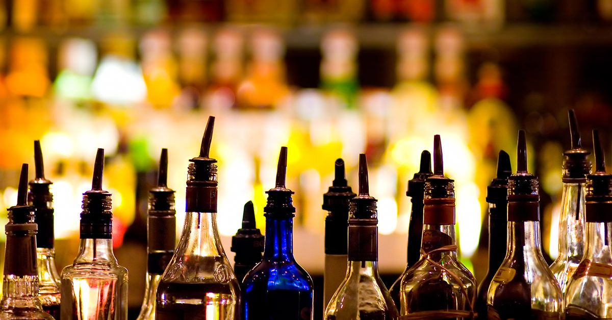 The 8 Best Liquors For Your Well Bar