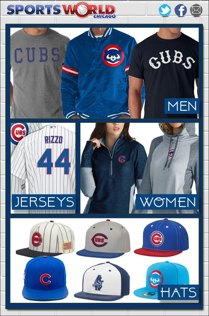 6a49380ade7 🚩 Chicago Cubs Winter 2017 Apparel Arriving Daily 🚩  mlb  flythew ...