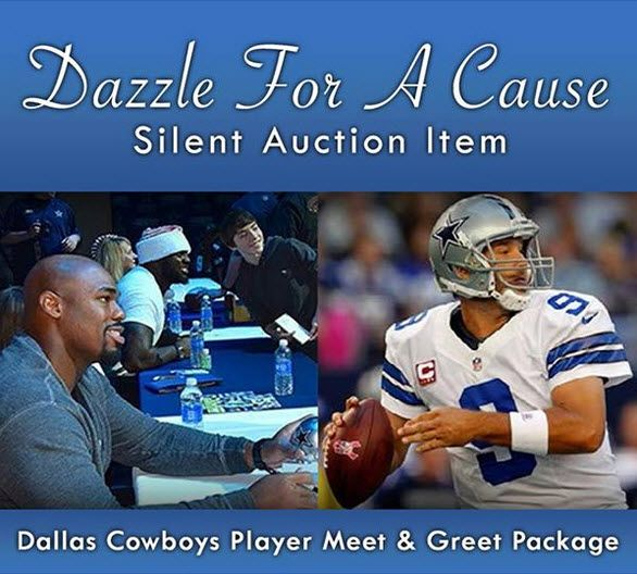 Dallas cowboys player meet and greet package kick off your dallas dallas cowboys player meet and greet package kick off your dallas cowboys weekend with a m4hsunfo