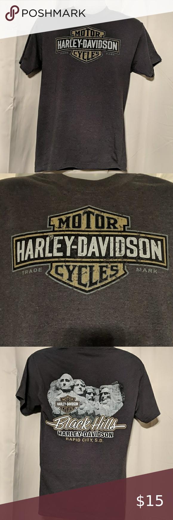 Harley Davidson T Shirt In 2020 Harley Davidson T Shirts Harley Davidson Shirt Harley Davidson [ 1740 x 580 Pixel ]