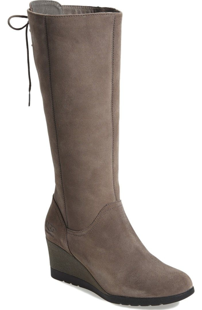 Dawna Waterproof Wedge Boot (Women