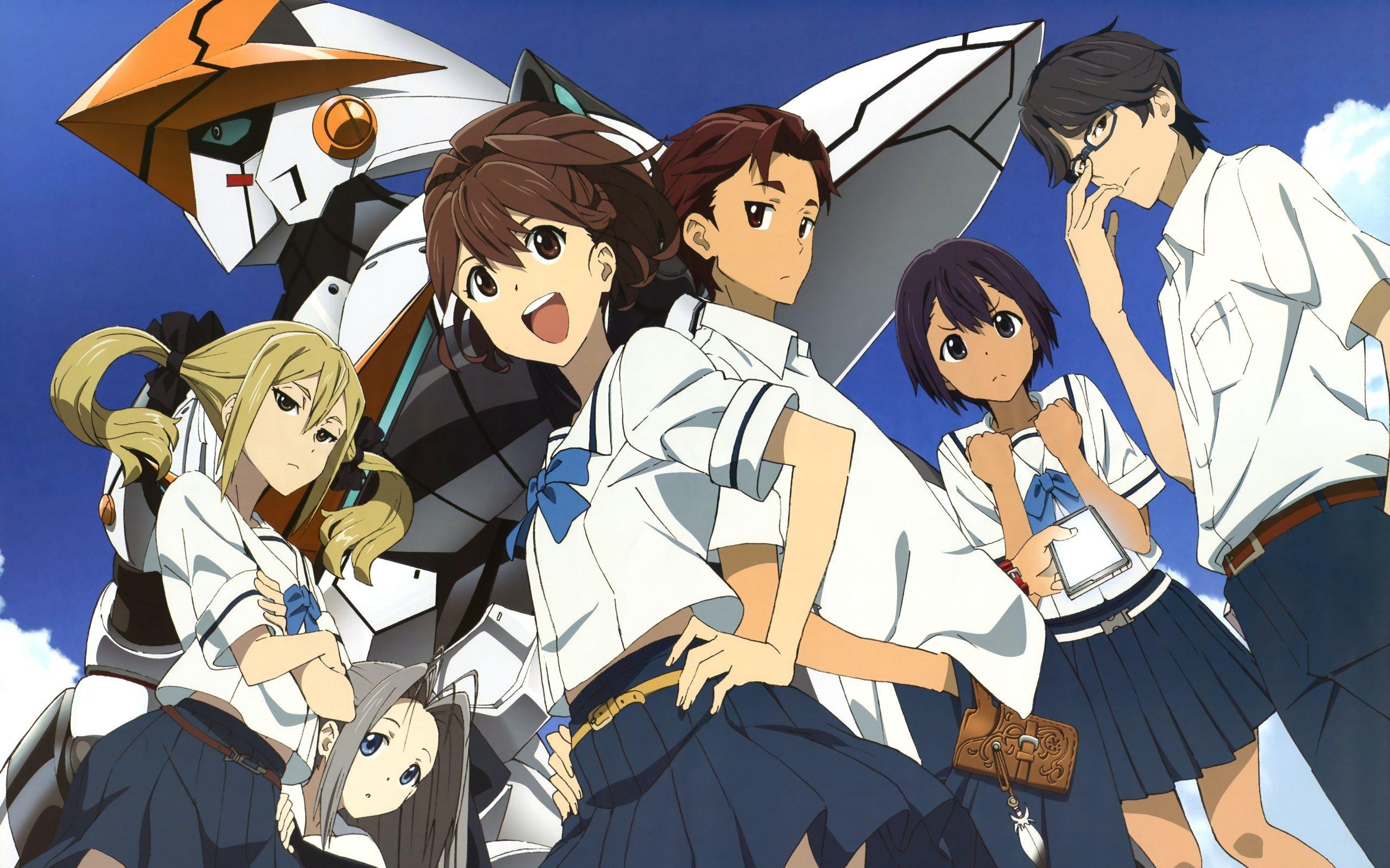 Robotics Notes 2 Romantic anime, Anime, Anime images