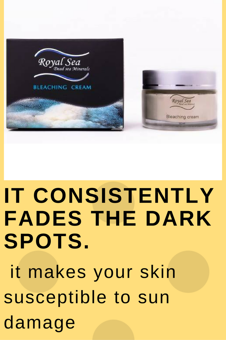 Pin By Royal Sea Dead Sea Minerals On Daily Skin Care Dead Sea Cosmetics Bleaching Cream Online Cosmetics