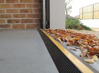 inspiration installation design ideas remarkable seal canada home thresholds backyards depot threshold fluidelectric garage door