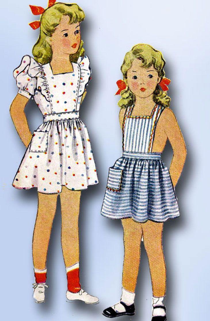 Vintage Baby Sewing 117