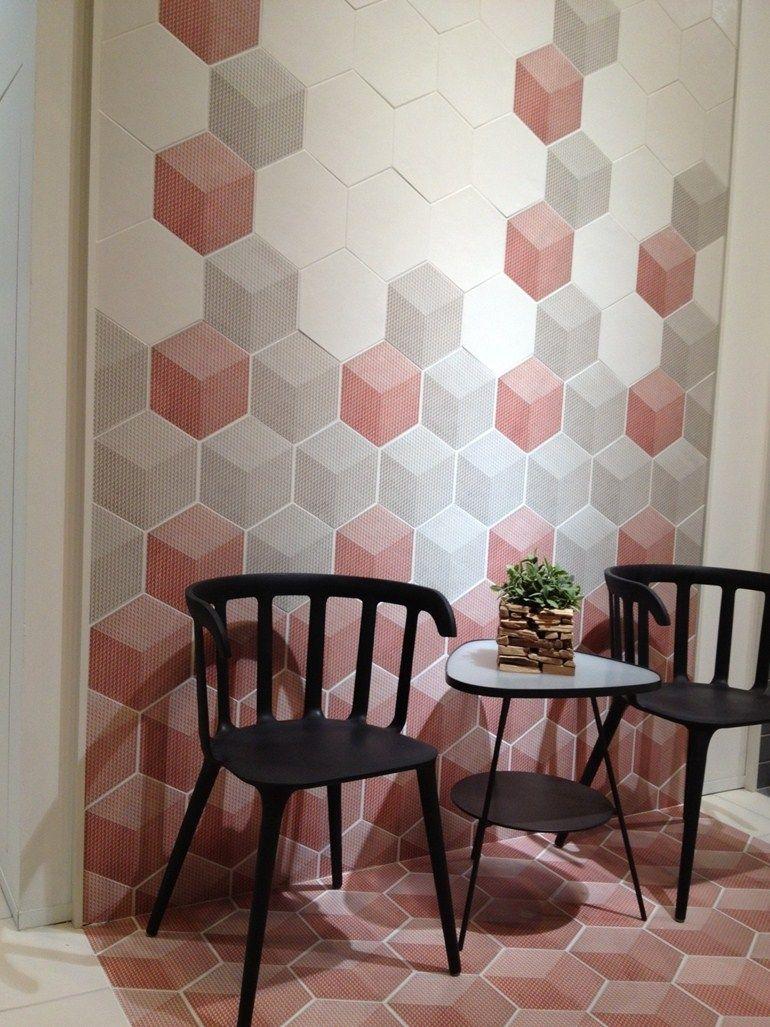 Porcelain stoneware wall/floor tiles COLMENA by Grestec Tiles ...