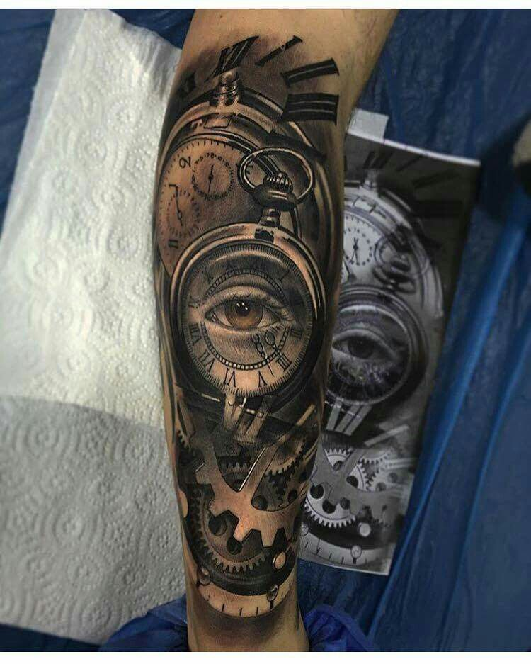 Pin by David Santana on Tattoos Watch tattoos
