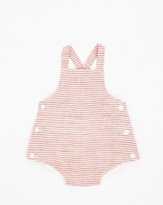 Image of sunsuit- candy stripe