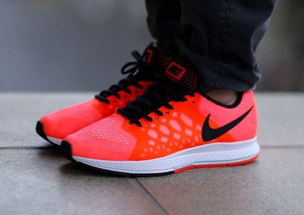 multiple colors info for fresh styles Nike Air Zoom Pegasus 31 (Hot Lava/Bright Crimson) | Nike ...