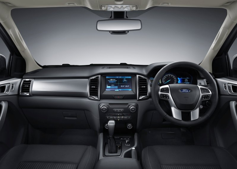 2015 Ford Ranger Revealed Ahead Of Q3 Launch Ford Ranger Ford