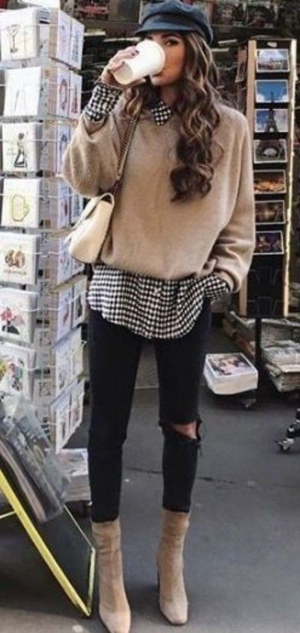 Casual Dress for Winter