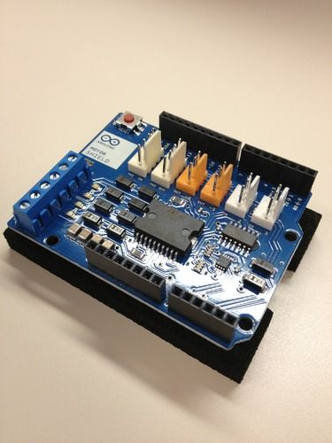 Arduino Motor Shield R3 36 Mech Ii Project