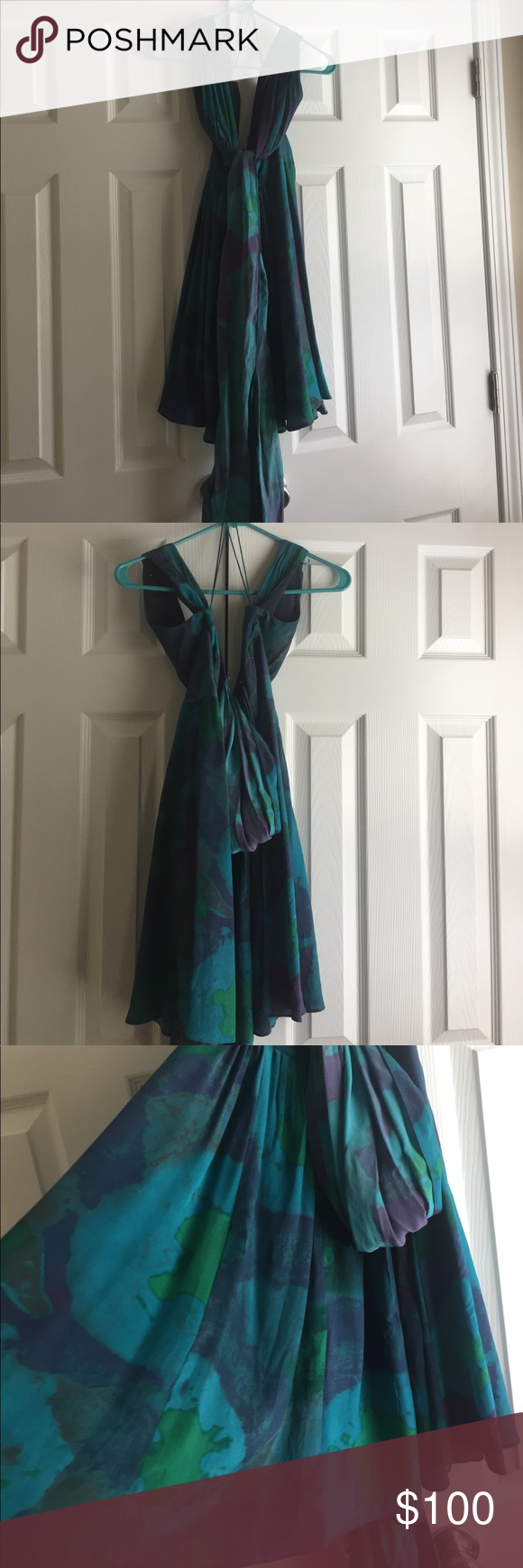 How To Include Taxidermy Into Trendy Home Decor: Sleeveless Wrap Front Cocktail Dress Sleeveless Dress With Sash Like Fabric In The Middle Can Be
