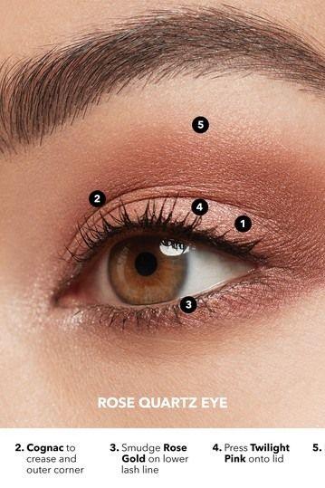 Bobbi Brown | Crystal Drama 12-Color Eyeshadow Palette | HauteLook