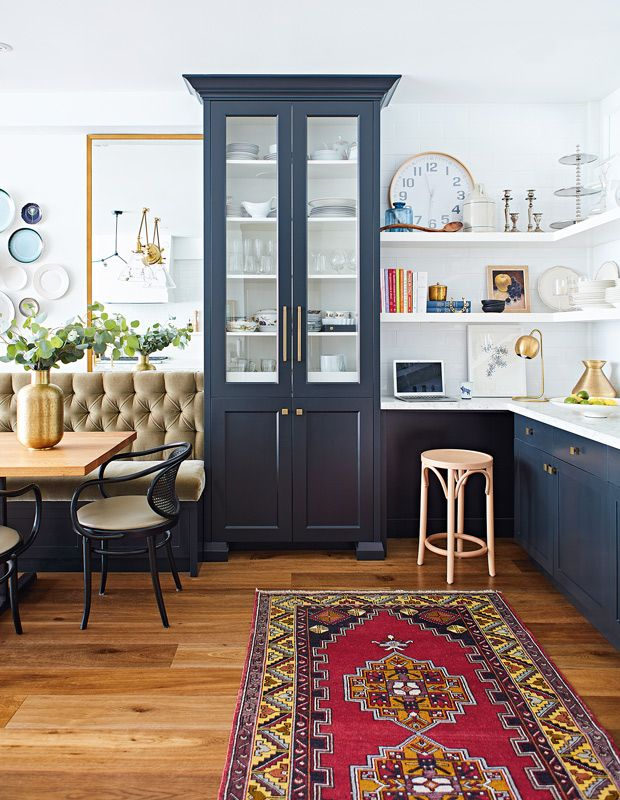 60+ Kitchens That Make A Case For Color