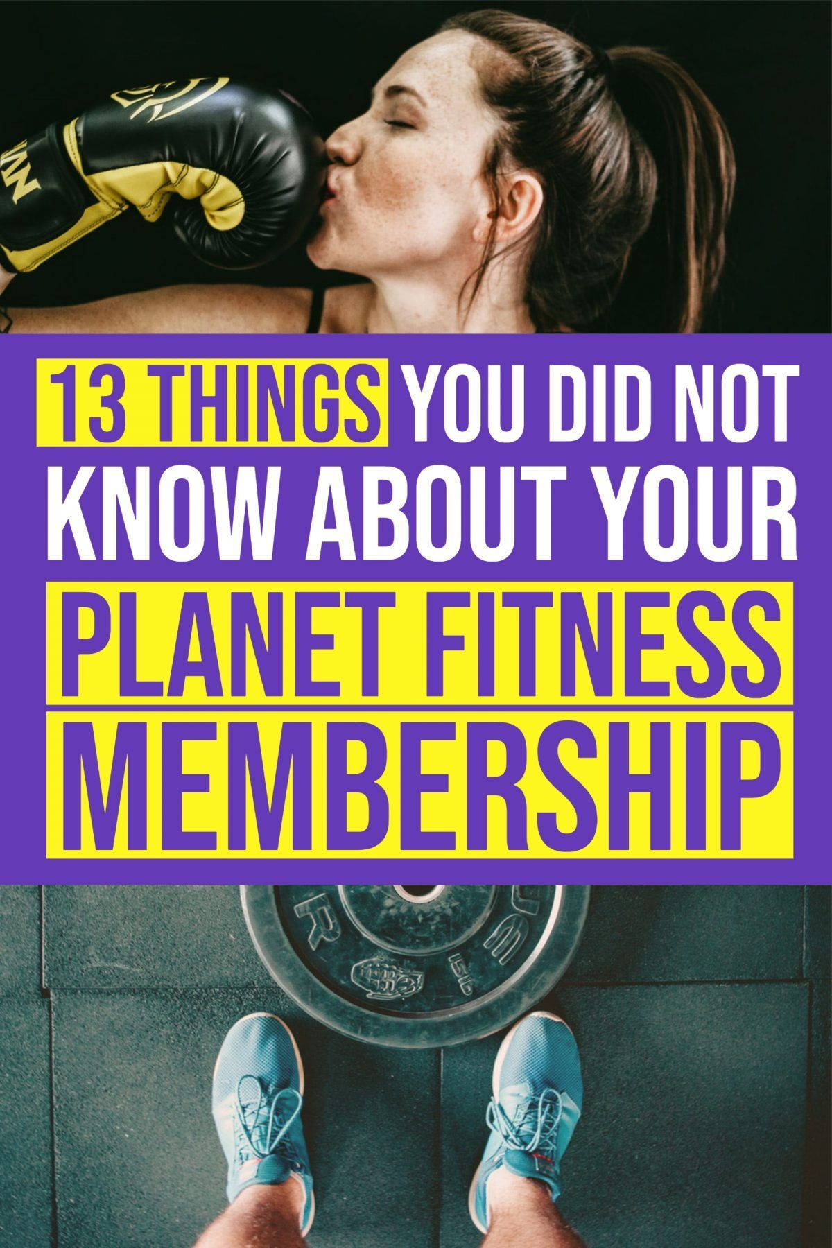 13 Ways To Get The Most Out Of Your Planet Fitness Membership that you did not know about.   #fitnes...