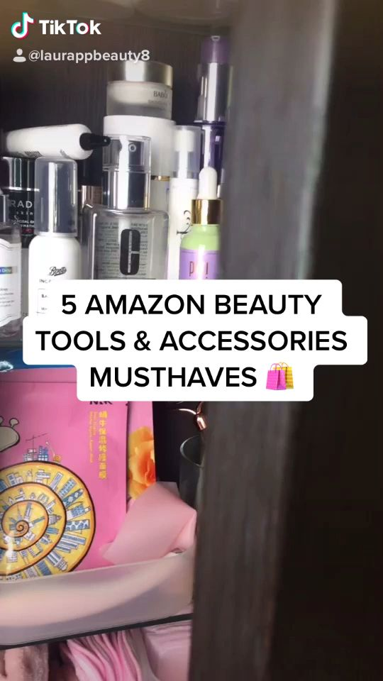 5 Amazon Beauty Tools Accessorises Musthaves Video In 2020 Amazon Beauty Products Skin Care Skin Care Routine