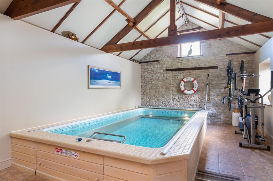 4 Bedroom Detached House For Sale Wapping Lane Great Edstone York Endless Pool Detached House House Bathroom