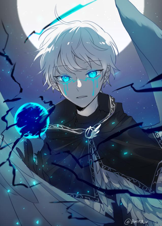 Príncipe Graham Anime, Cute anime boy, Anime drawings