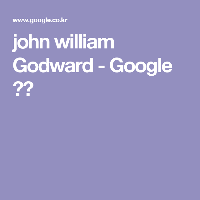 john william Godward - Google 검색