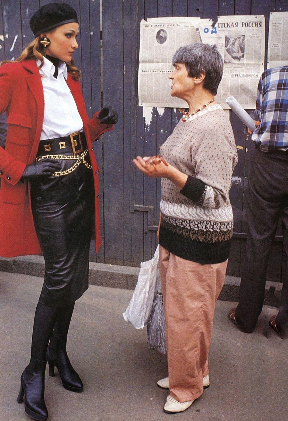 Carla Bruni In Chanel 1993 Fashion Carla Bruni 90s Fashion
