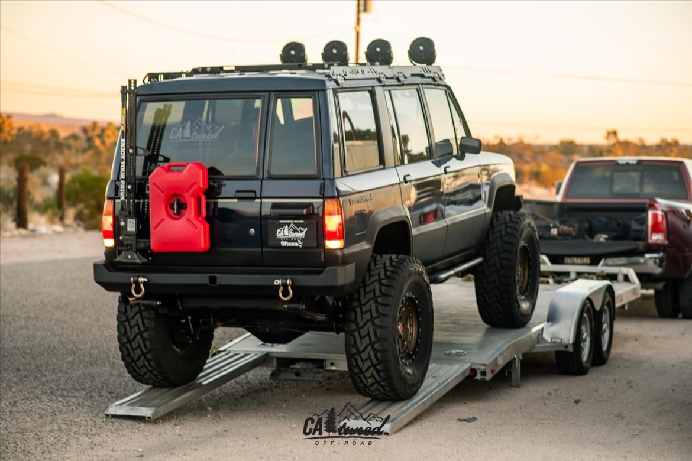 Project 1988 Isuzu Trooper Build Sema 2018 Catuned Off Road Trooper Offroad Vehicles Suv 4x4
