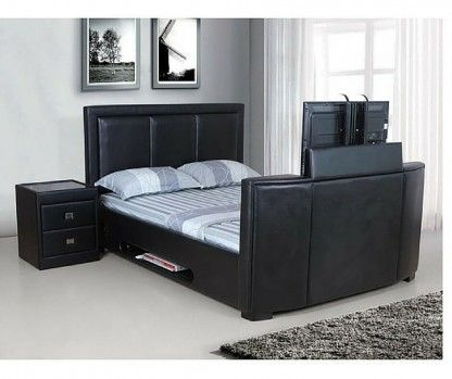 5 Reasons To Love Motorised Tv Stand For End Of Bed Ottoman