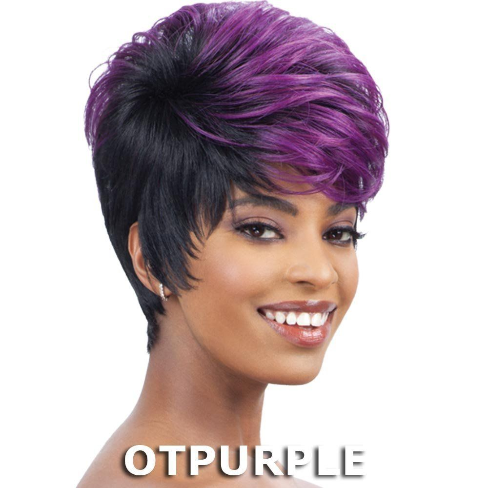 FreeTress Equal Synthetic Hair Wig ELECTRA (OTPURPLE