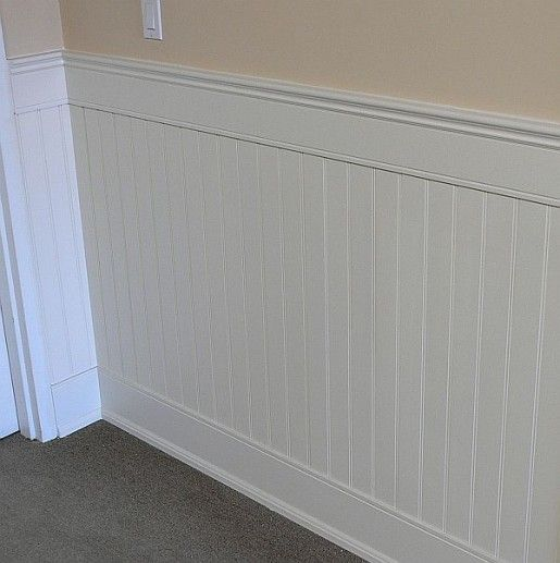 Wainscoting Panels Beadboard Decorative Columns Photo
