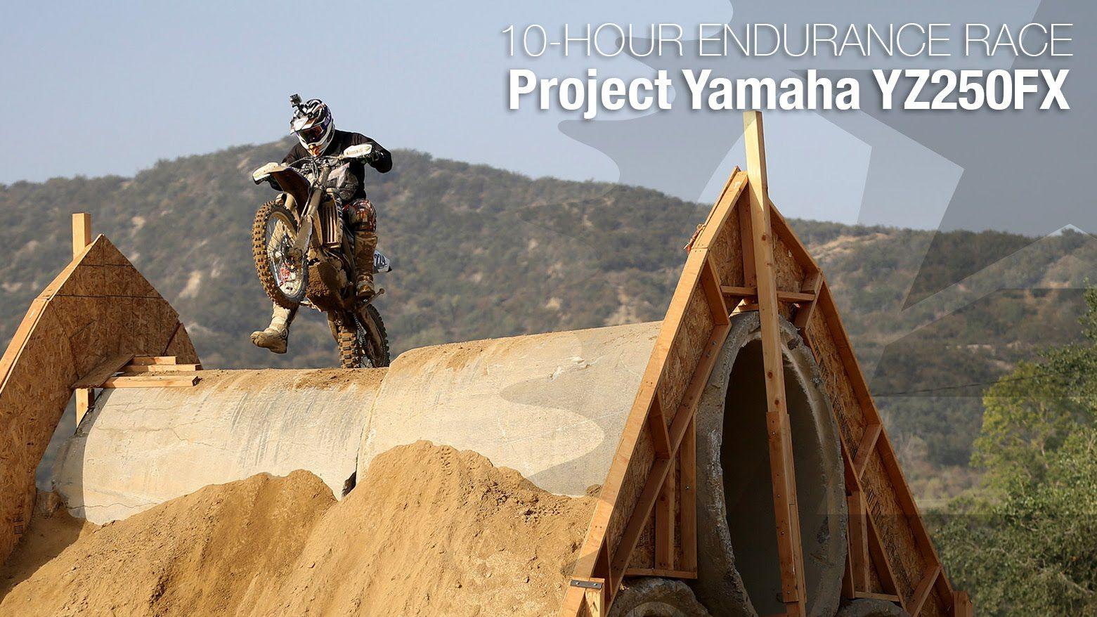 Project 2015 Yamaha YZ250FX at the JBC 10-Hour Endurance Race - MotoUSA