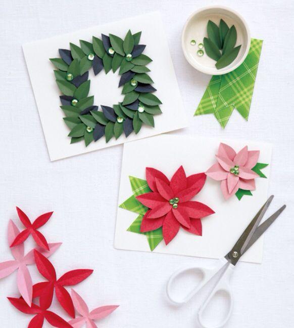 Christmas #DIY card