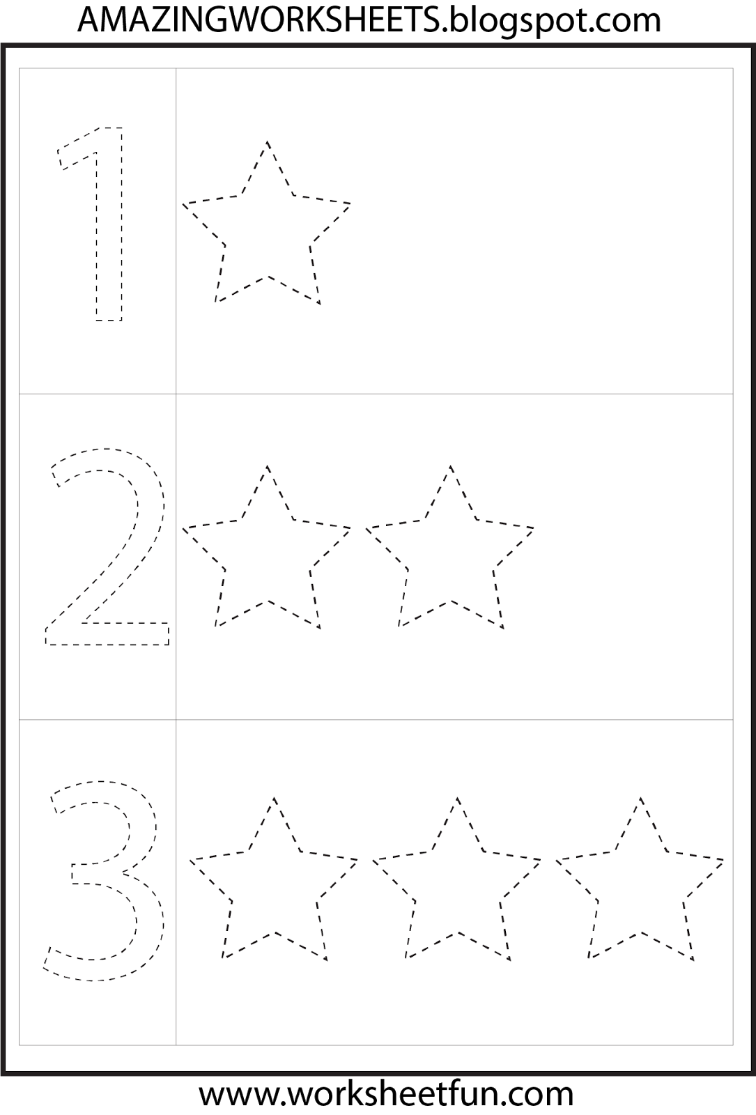 Number And Shapes