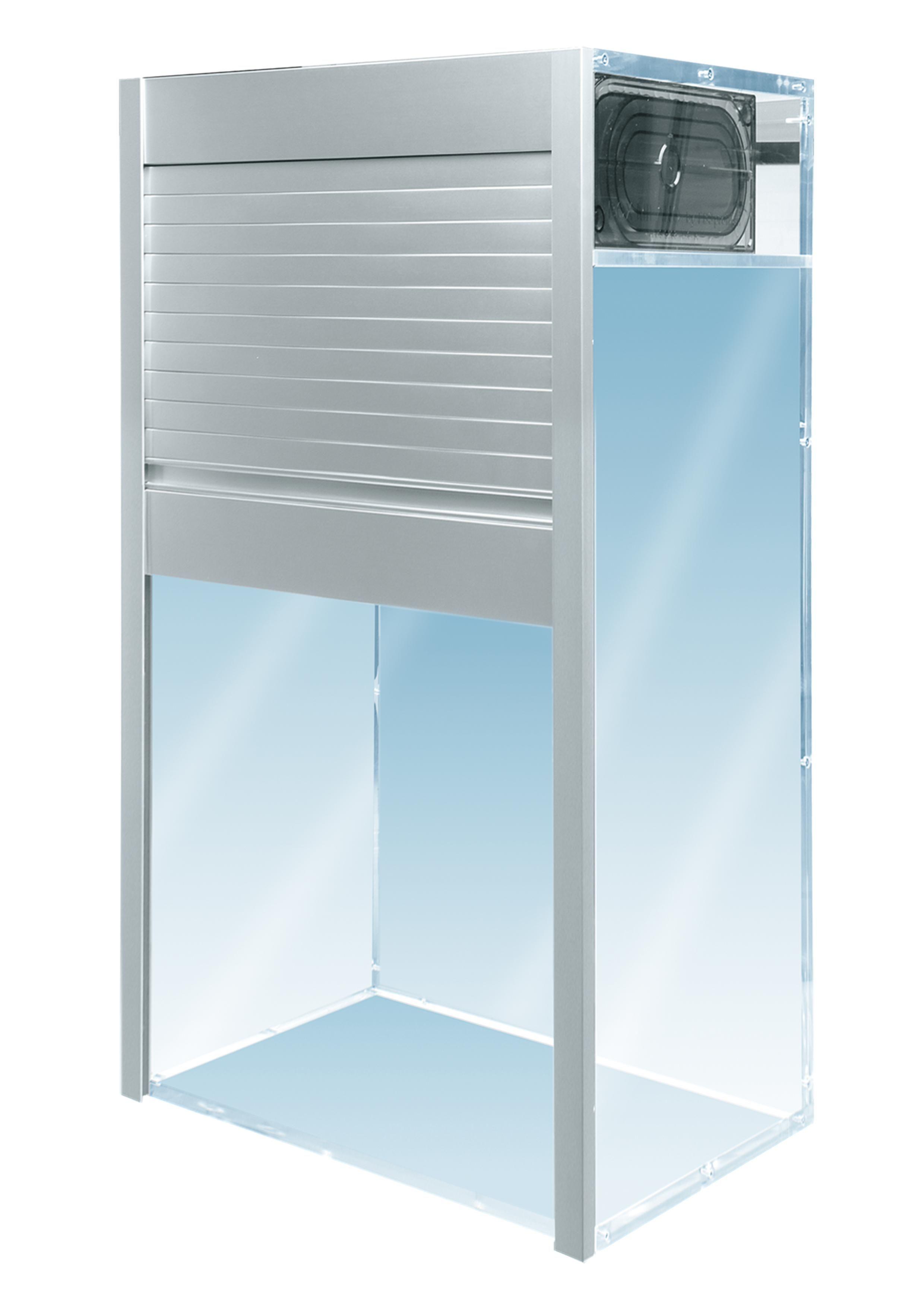 Door Roll Up Offers Aluminum Tambour Doors In A Gorgeous Range Of