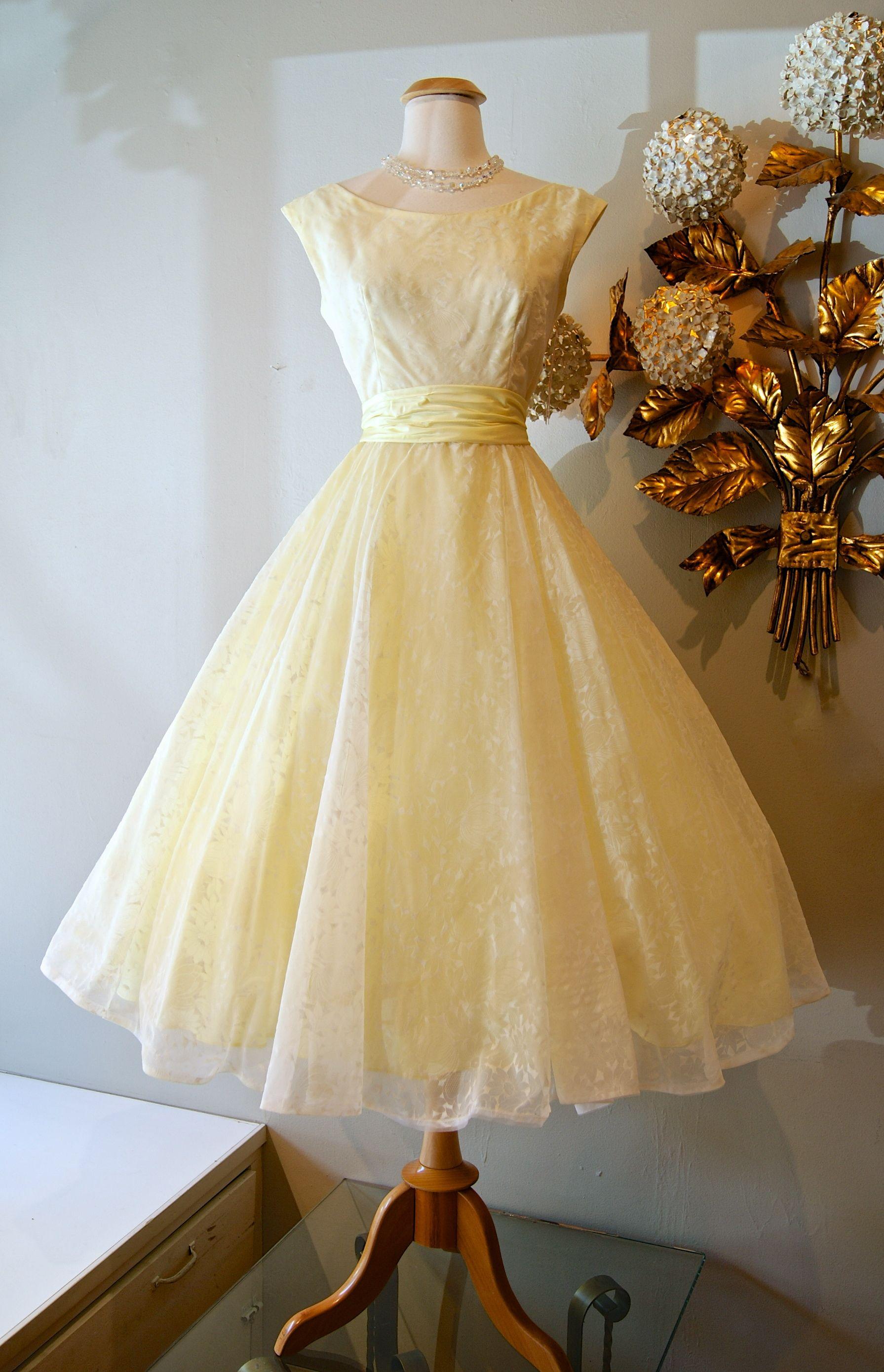 Vintage prom dress vintage dress at xtabay vintage pinterest