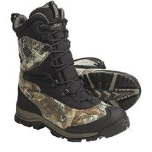 Columbia Sportswear Bugaboot Plus XTM Boots Waterproof Insulated Camo  For Men