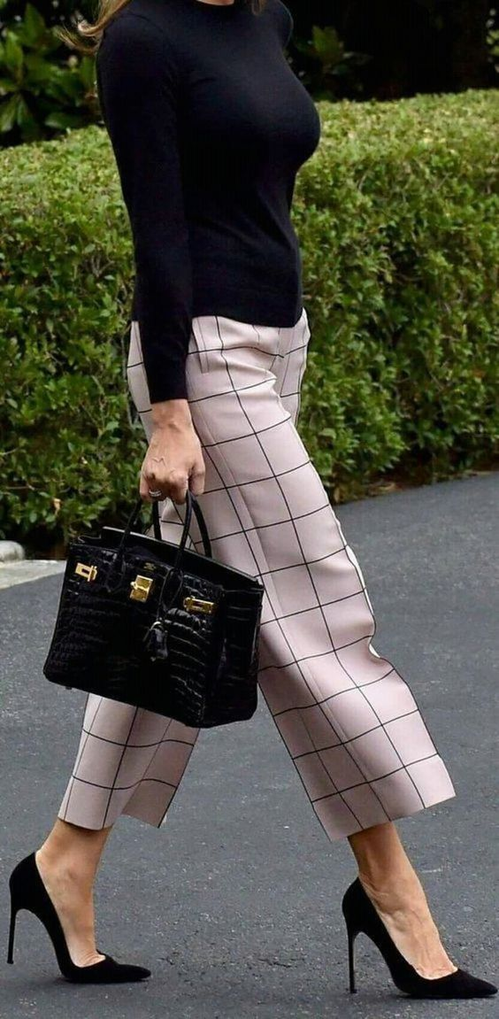 How to Always Look Stylish at Work - 10 Ways #howtowear