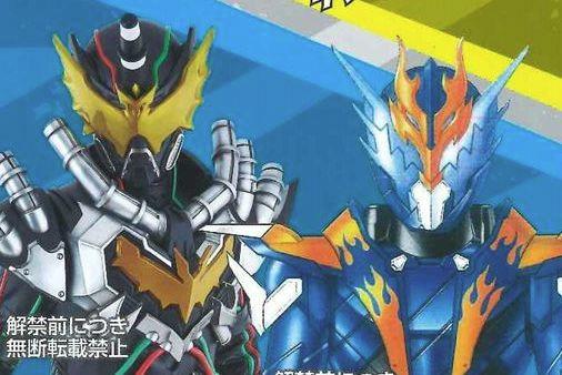 Night Rogue and Kamen Rider CrossZ (With images) Kamen