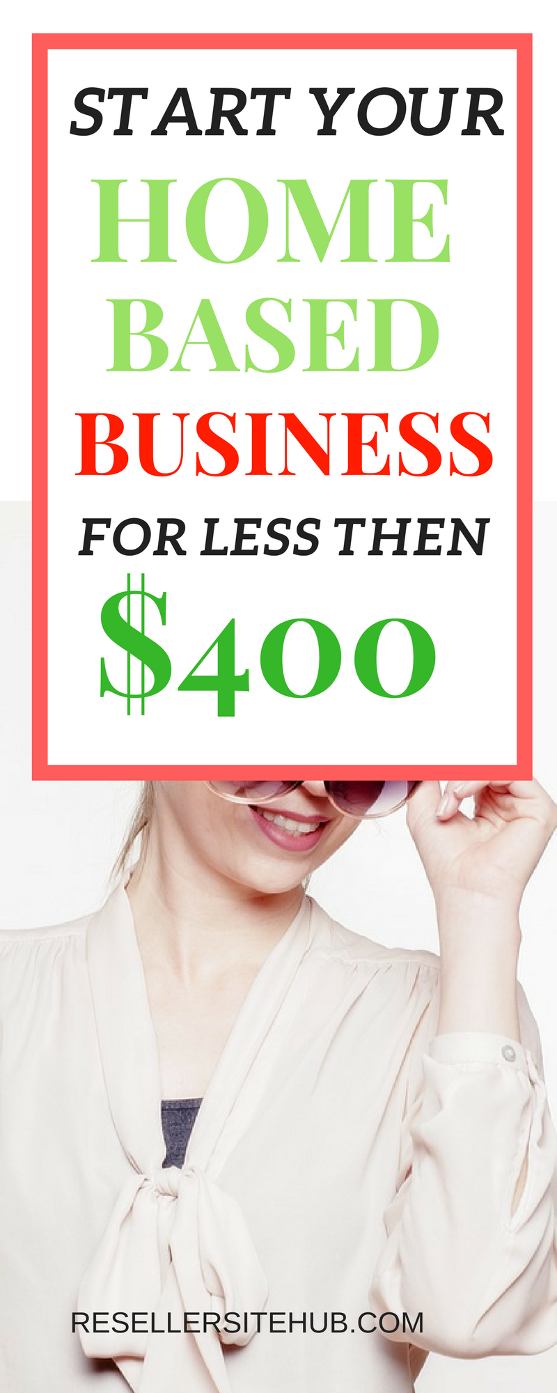 Home Based Business Ideas You Can Start For Under $400! | Make Money ...