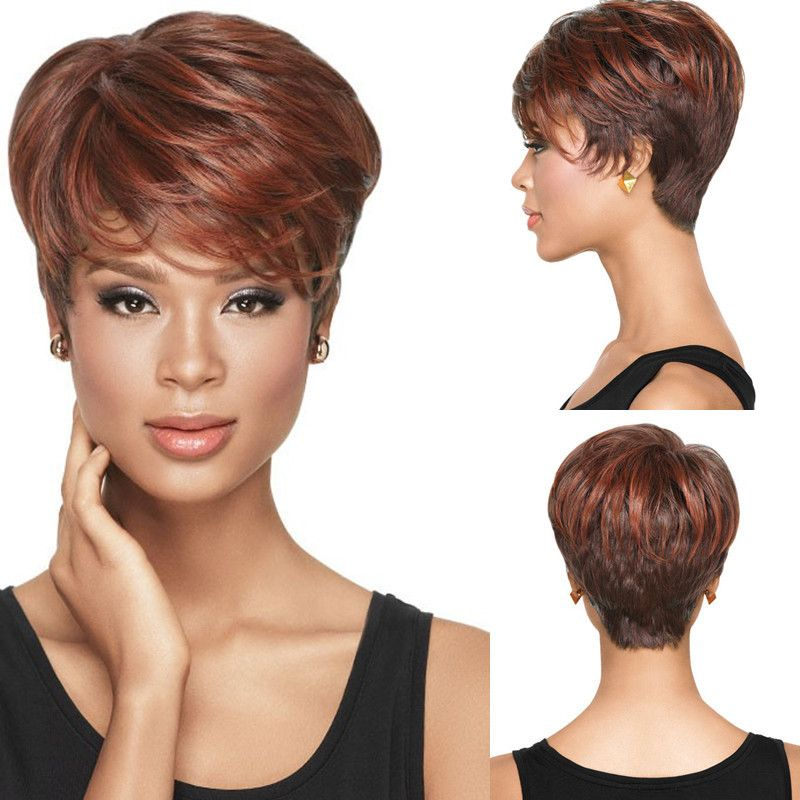 Hairstyles Grey Hair Women On Pixie Cut Hairstyles For