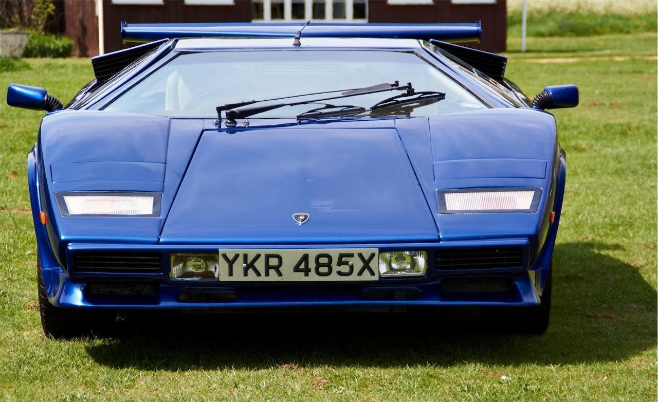 details about lamborghini countach lp 5000 quattrovalvole. Black Bedroom Furniture Sets. Home Design Ideas