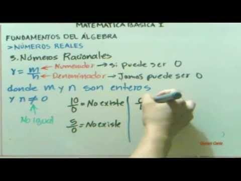 Fundamentos de algebra